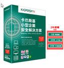 二年版 卡巴斯基 Kaspersky KSOS 5 小型企業安全解決方案-10台工作站+1台伺服器+10台行動裝置+10組密碼
