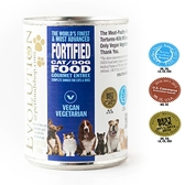 美國Evolution進化 貓/ 狗罐頭363g 紅/藍標_愛家嚴選 寵物主食罐 全素零食營養點心 無麩質