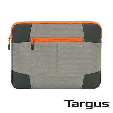 """[富廉網] Targus 12.1"""" Bex II 纖薄隨行電腦保護袋-灰橘色"""
