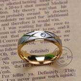 買一送一轉運食指戒時尚飾品指環男士戒指個性【小酒窝服饰】
