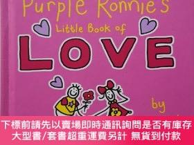 二手書博民逛書店Purple罕見Ronnie s Little Book of LoveY385290 Andreae, Gi