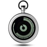 ZIIIRO Titan 懷錶 (鉻色)