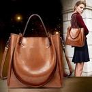 包包女2020新款潮斜挎包大容量女包手提包韓版時尚單肩包水桶包