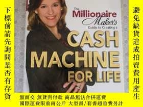 二手書博民逛書店The罕見Millionaire Maker s Guide To Creating A Cash Machin
