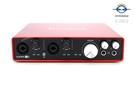 【音響世界】英國Focusrite Scarlett 6i6 二代 6in/6out USB2.0 24bit/192KHz錄音卡/音效卡