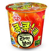 韓國不倒翁 辣炒年糕風味乾拌杯麵(1杯裝)【小三美日】