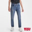 Levis 男款 上寬下窄 502Taper牛仔褲 / 淺藍基本款 / 天絲棉 / 彈性布料