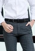 男士帆布編織腰帶 無孔松緊彈力皮帶 男學生年輕人休閑針扣褲帶潮