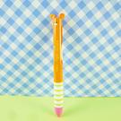 【震撼精品百貨】The bears school_上學熊~2色原子筆-橘/黃【共2款】