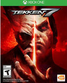 X1 Tekken 7 鐵拳 7(美版代購)