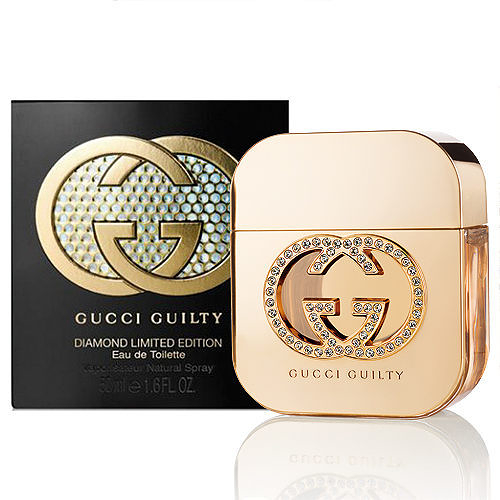 Gucci Guilty Diamond 罪愛 鑽石限量版 女性淡香水 50ml【七三七香水精品坊】