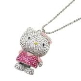 SWAROVSKI Hello Kitty 凱蒂貓造型項鍊 Necklace 1141755 【BRAND OFF】