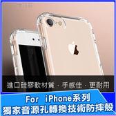 LEEU DESIGN 原裝正品 史上最強空壓殼 iPhone iXs Max iXr iX i8 i7 i6 Plus 透明防摔殼 空壓殼 氣囊殼