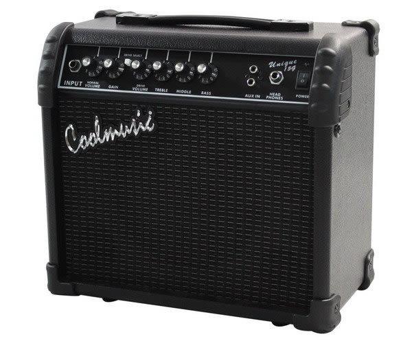 【金聲樂器廣場】全新 Coolmusic Unique 15G 電吉他音箱