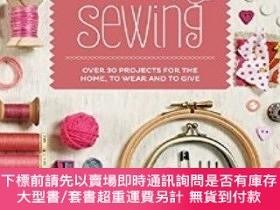 二手書博民逛書店Makery:罕見Sewing: Over 30 projects for the home, tY45195