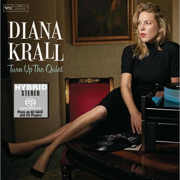 【停看聽音響唱片】【SACD】戴安娜克瑞兒 / 美麗心境界 Diana Krall / Turn Up The Quiet (日本壓碟)
