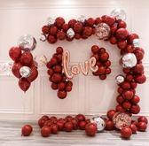 派對用品-網紅軟拱門不規則氣球鏈婚房裝飾婚禮生日派對布置甜品台氣球套餐 完美情人館