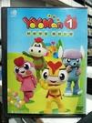 挖寶二手片-P09-448-正版DVD-動畫【YoYoMan卡通劇1】-國語發音 幼兒教育 YOYOTV(直購價)