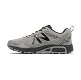 New Balance PERFORMANCE 男款土灰色2E特寬運動慢跑鞋-NO.MT410SO5
