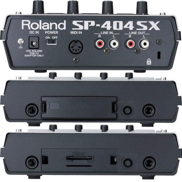 【金聲樂器】ROLAND SP-404SX 取樣機 方便攜帶 16位元取樣