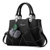 雙12購物節   女士包包2018新款時尚中年女包媽媽包單肩包斜挎包   mandyc衣間