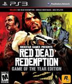PS3 Red Dead Redemption Game of the Year 碧血狂殺:年度合輯版(美版代購)