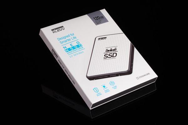 KLEVV(科賦) NEO N500 120GB SATA 6Gb/s SSD 固態硬碟