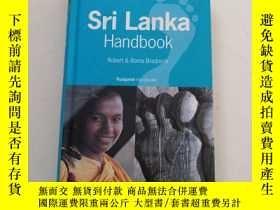 二手書博民逛書店Footprint罕見Sri Lanka Handbook: T