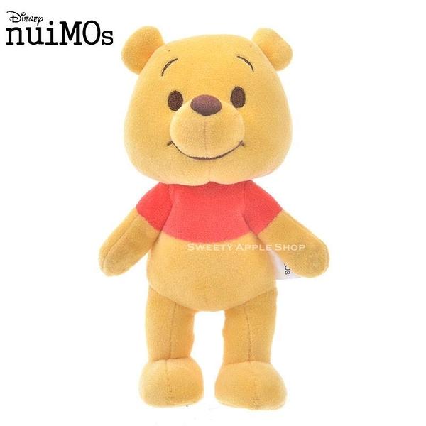(現貨&日本實拍) 日本 DISNEY STORE 迪士尼商店限定 nuiMOs 小熊維尼 玩偶娃娃 (可變換姿勢)