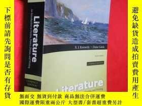 二手書博民逛書店Literature:罕見An Introduction to