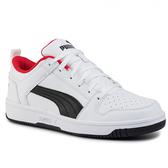 PUMA Rebound LayUp Lo SL男款白色運動休閒鞋-NO.36986601