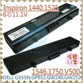 DELL 電池-戴爾 電池 INSPIRON 1525,1526,1545,1546,GP952,GW240,RN873, HP297,M911G,RU586,X284G,XR693
