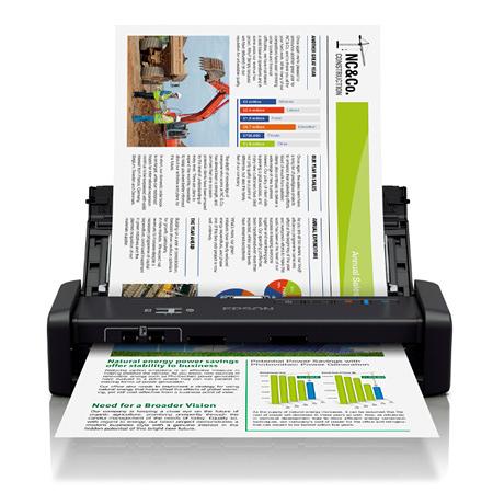 ◤全新品 含稅 免運費◢ EPSON Workforce DS-360W 智慧雲端可攜式掃描器