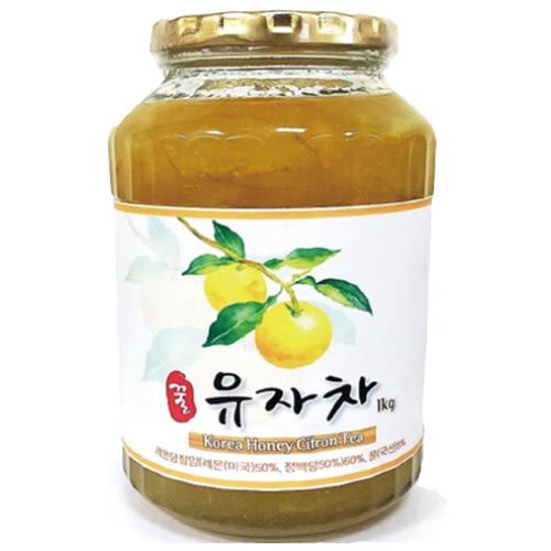 韓國柚子茶1kg【愛買】