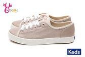 Keds KICKSTART MATTE MET ROSE 帆布鞋 女款 休閒鞋 H9897#粉紅◆OSOME奧森童鞋