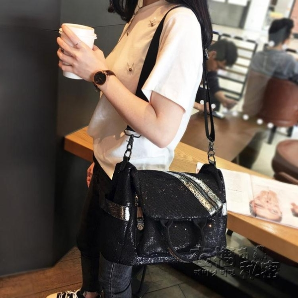後背包 手提後背包包女新款韓版百搭女包時尚大容量書包旅游旅行背包 雙十二全館免運