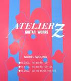 凱傑樂器 ATELIER Z N-3300 NICKEL WOUND 電貝斯 弦 線俓 45