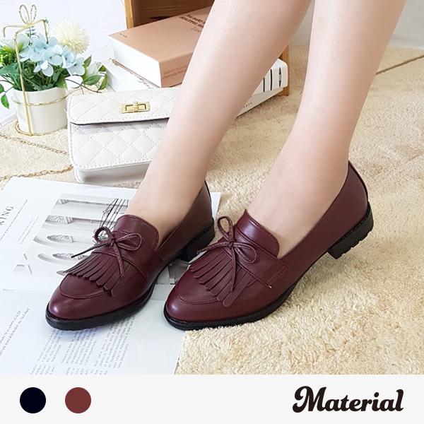 包鞋 經典流蘇牛津鞋 MA女鞋 T52038