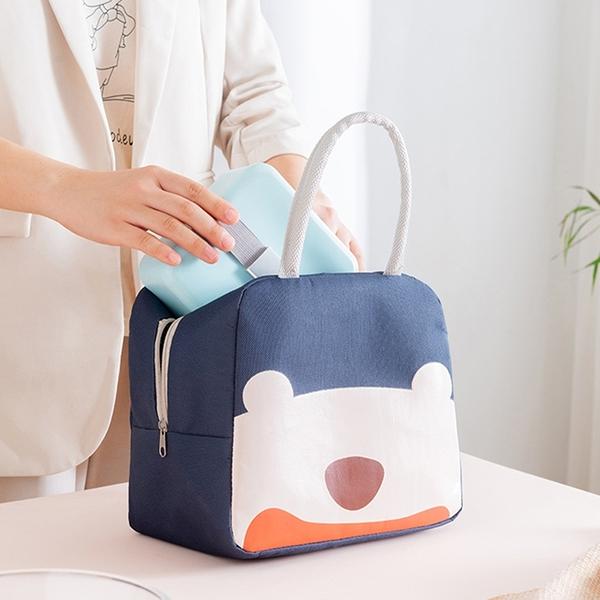 泰博思 保溫袋 保冷袋 便當袋 飯盒袋 野餐袋 購物袋 手提袋 牛津布袋【B00092】