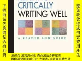 二手書博民逛書店Reading罕見Critically, Writing WellY256260 Rise B. Axelro