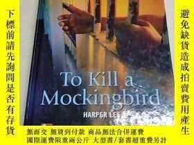 二手書博民逛書店To罕見Kill a Mockingbird 殺死一只知更鳥Y15935 Harper Lee Heinema