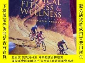二手書博民逛書店Lifetime罕見Physical Fitness And W