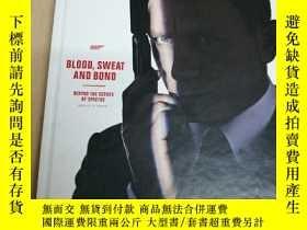 二手書博民逛書店Blood,罕見Sweat, and Bond: Behind