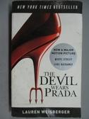 【書寶二手書T4/一般小說_JNZ】The Devil Wears Prada_Lauren Weisberger
