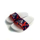 ADIDAS SLIDE SANDALES 超輕量防水運動拖鞋《7+1童鞋》7265 橘色