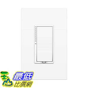 [106美國直購] 開關控制 Insteon SwitchLinc Remote Control Dimmer, Dual-Band, Works with Amazon Alexa
