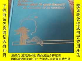 二手書博民逛書店Life-how罕見did it get here? by ev