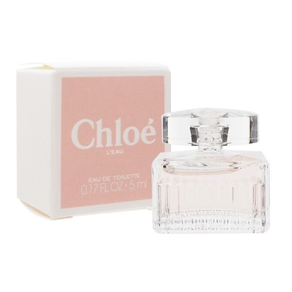 Chloe 粉漾玫瑰女性淡香水(5ml)【小三美日】※禁空運