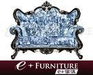 『 e+傢俱 』AS2 提摩西 Timothy 新古典 金銀箔 1+2+3沙發組 布沙發   皮沙發 可訂製
