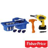 【奇買親子購物網】費雪牌 Fisher-Price 新小小工具組